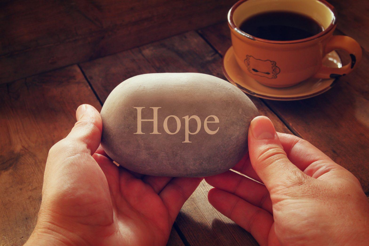 Håb med tålmodighed